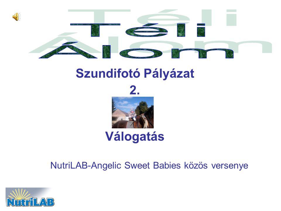 NutriLAB-Angelic Sweet Babies közös versenye Szundifotó Pályázat 2. Válogatás