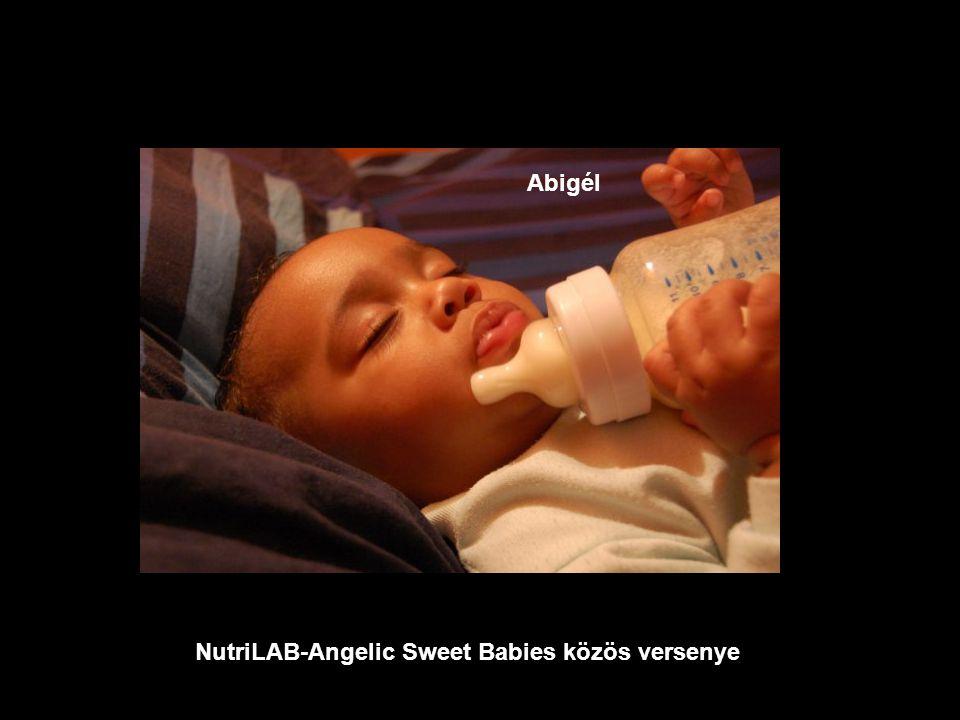 NutriLAB-Angelic Sweet Babies közös versenye András