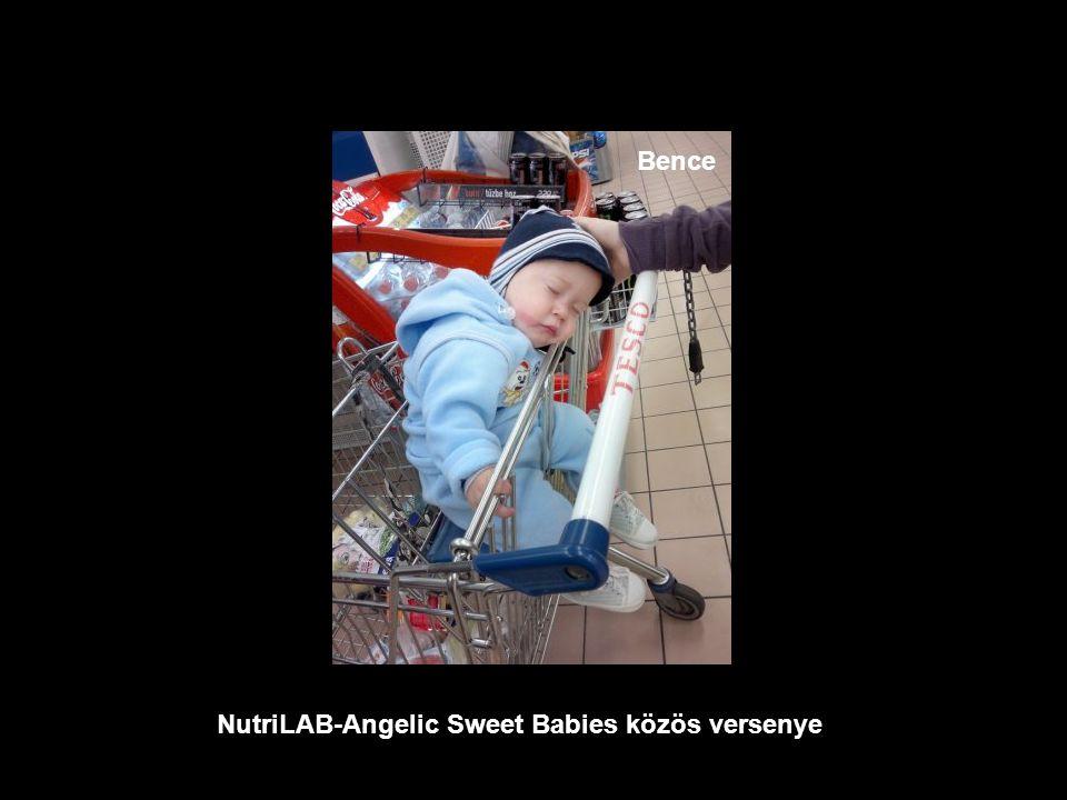 NutriLAB-Angelic Sweet Babies közös versenye Harmadik helyezet Izabella