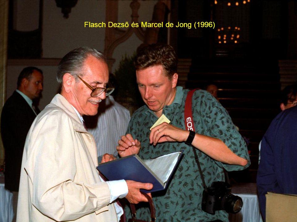 Flasch Dezső és Marcel de Jong (1996)
