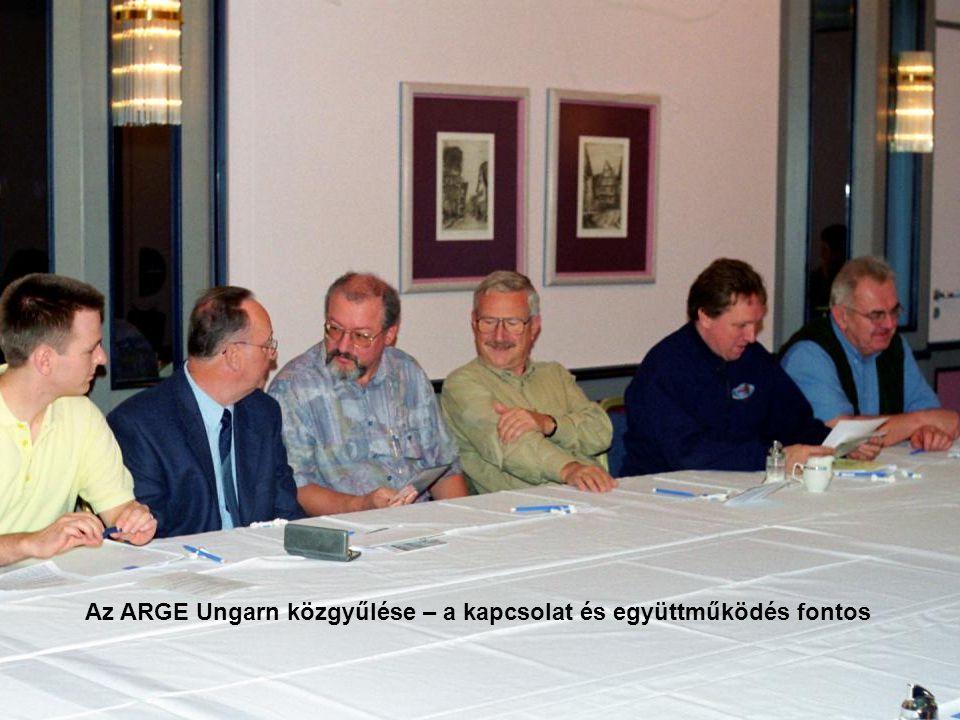 Az ARGE Ungarn közgyűlése – a kapcsolat és együttműködés fontos