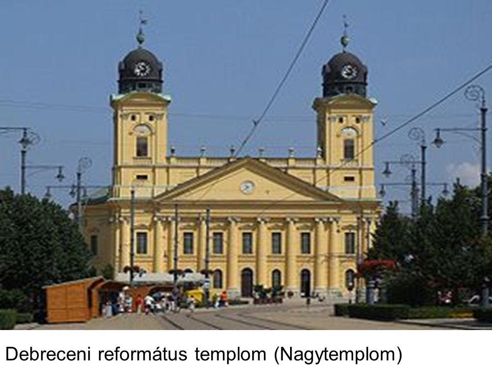 Debreceni református templom (Nagytemplom)