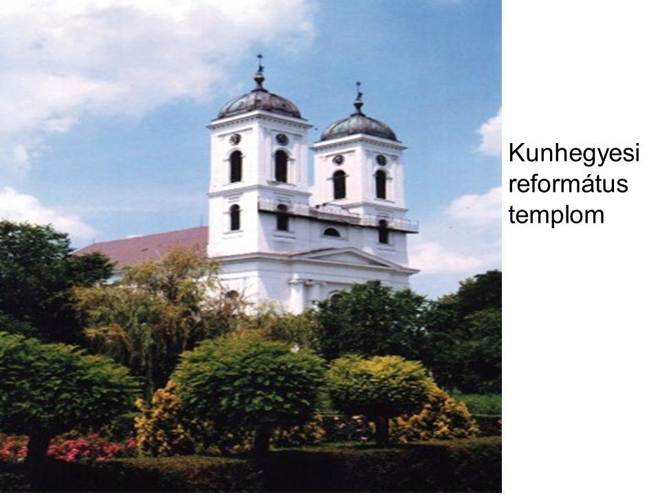 Kunhegyesi református templom
