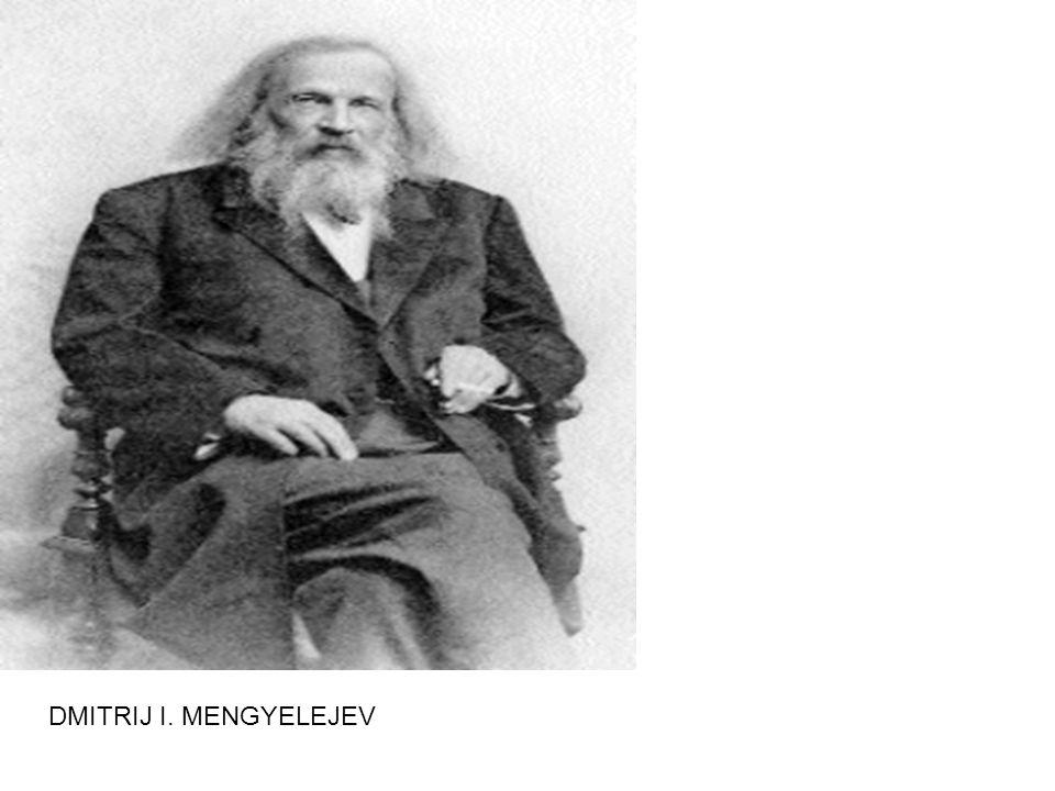 DMITRIJ I. MENGYELEJEV