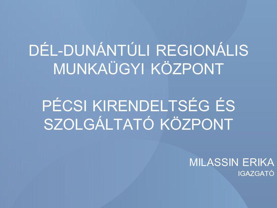 TÁMOGATÁSAINK MUNKÁLTATÓKNAK ESZA-BÓL FINANSZÍROZOTT TÁMOP 1.1.1.