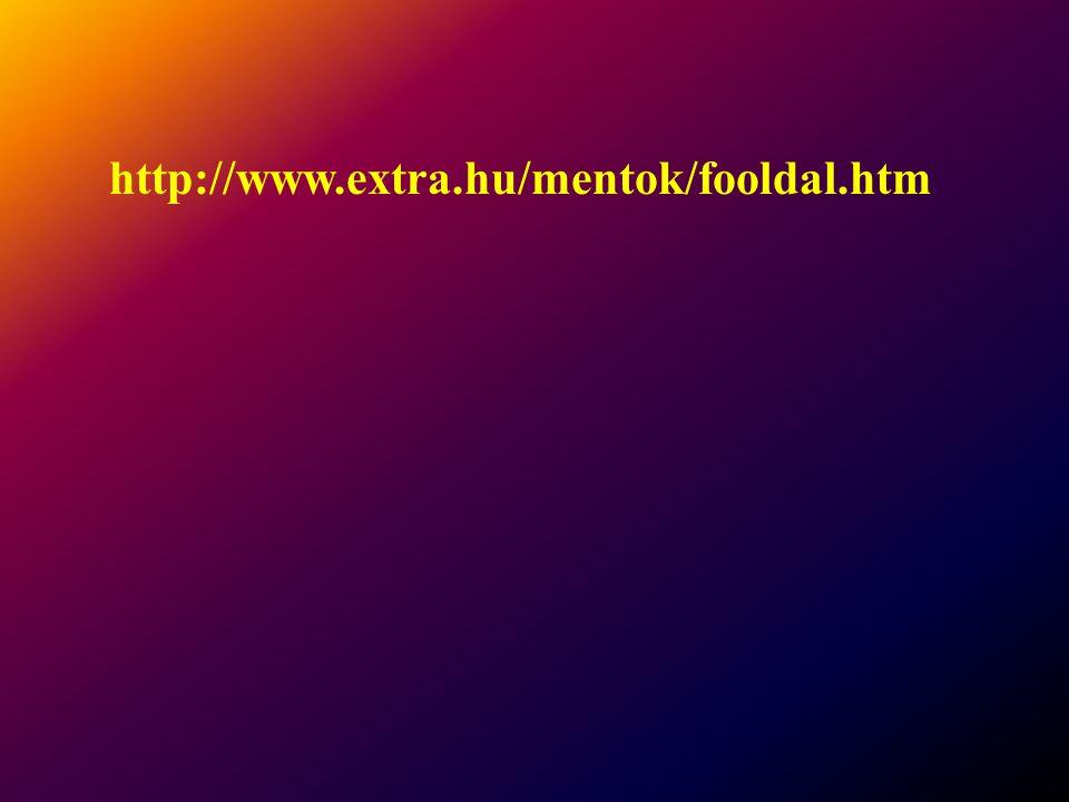 http://www.extra.hu/mentok/fooldal.htm