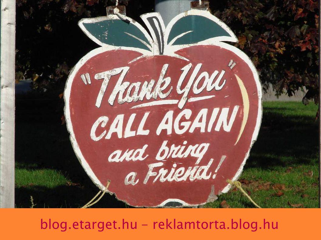 blog.etarget.hu - reklamtorta.blog.hu