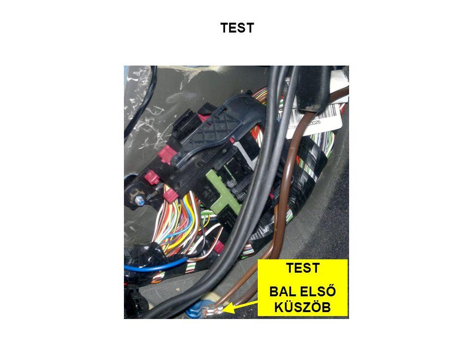 TEST BAL ELSŐ KÜSZÖB TEST