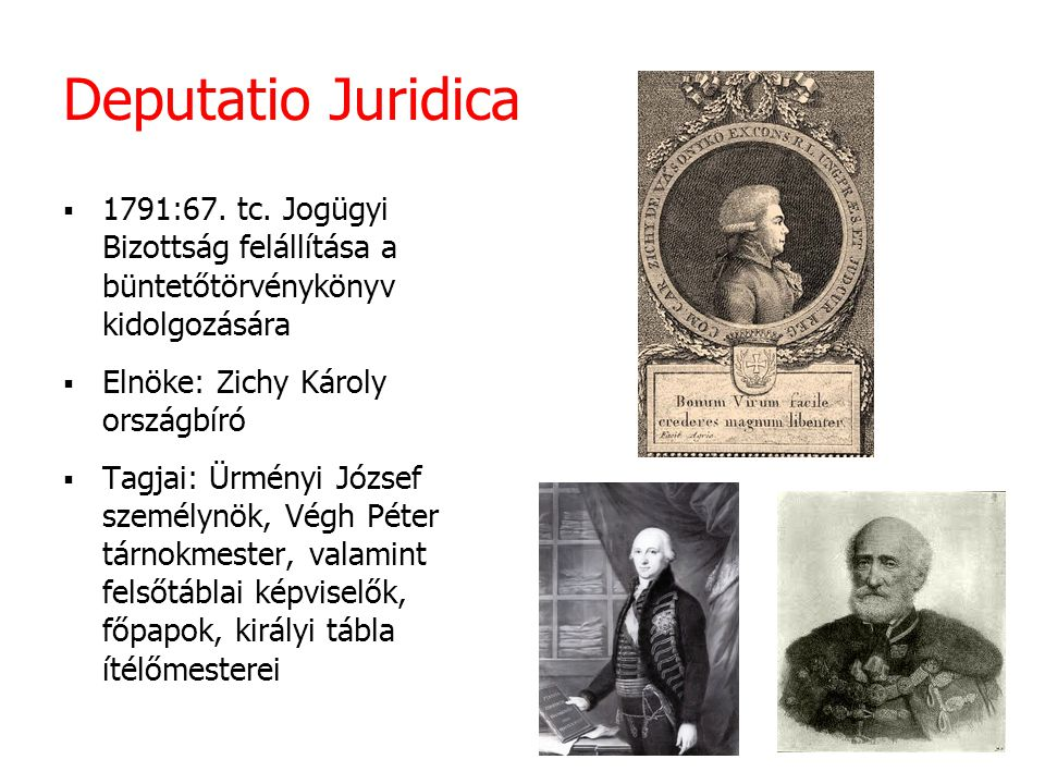 Deputatio Juridica  1791:67.tc.