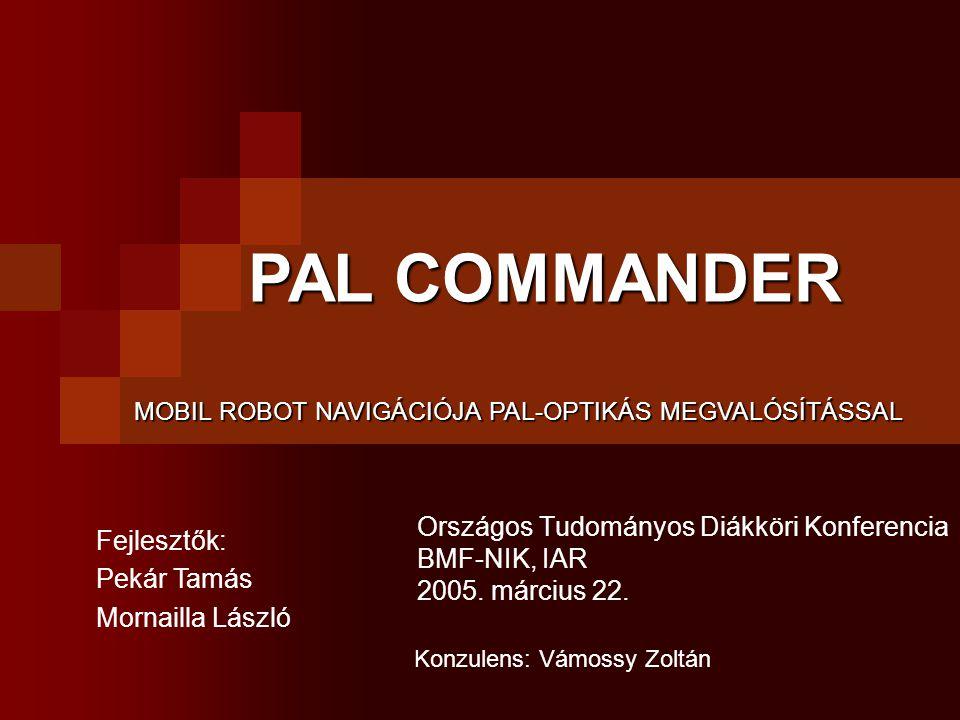 PAL-Commander Pekár Tamás, Mornailla László2 2005.