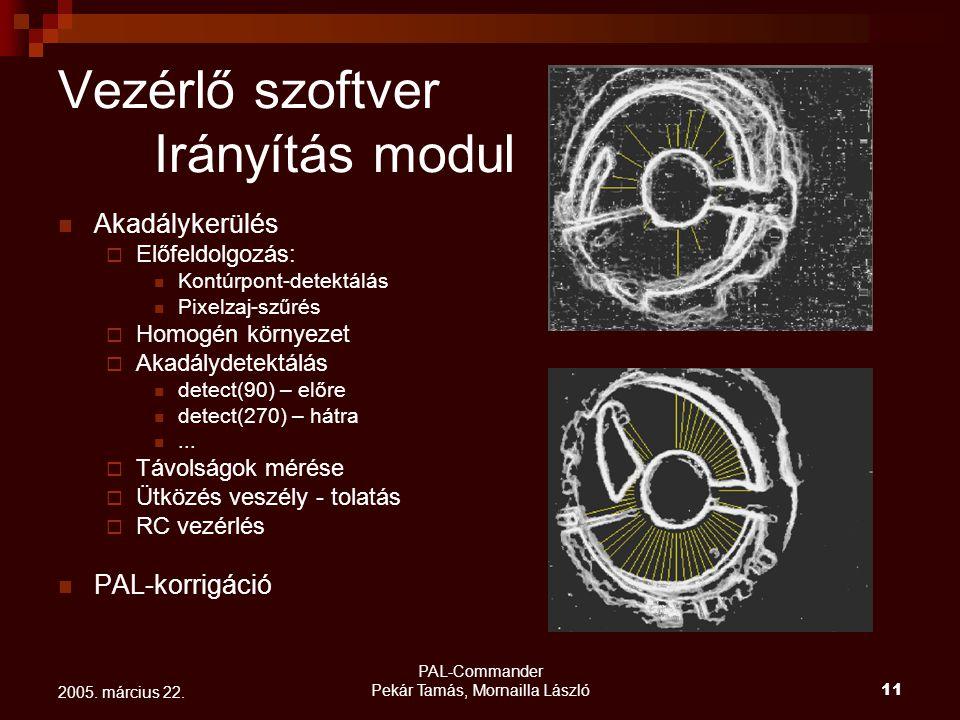 PAL-Commander Pekár Tamás, Mornailla László11 2005.