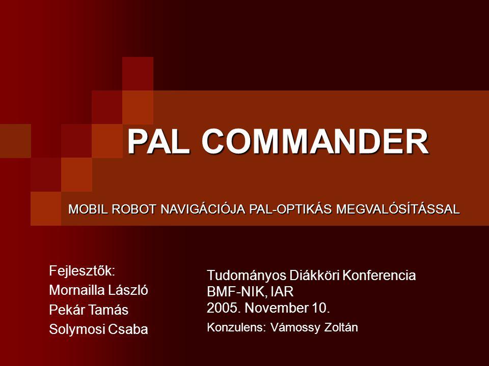 PAL-Commander Mornailla László, Pekár Tamás, Solymosi Csaba 2 2005.