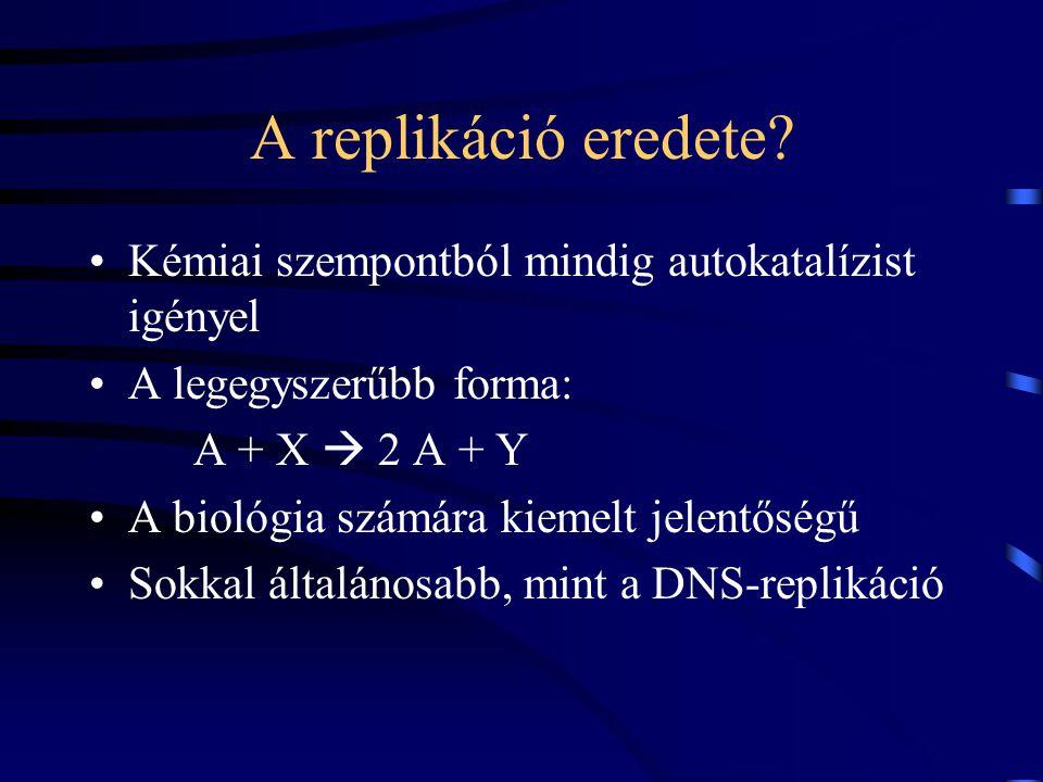 """A nehéz átmenetek """"egyszeriek"""" Operatív definíció: pl. minden genetikai kóddal rendelkező organizmusnak közös őse van Ezek az egyszeri átmenetek által"""