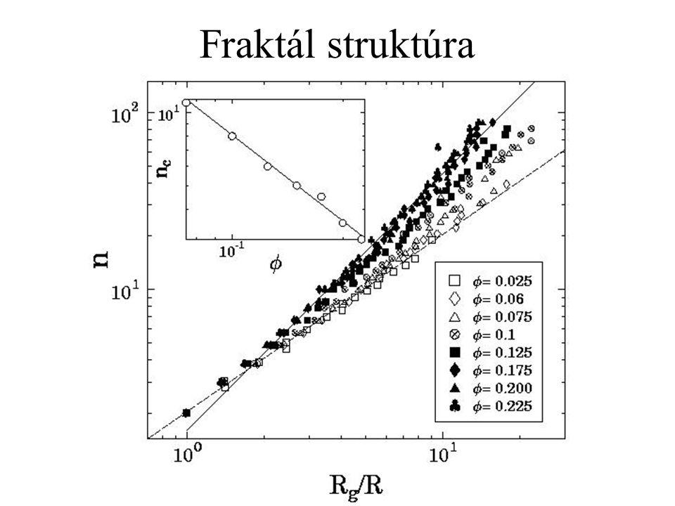 Fraktál struktúra