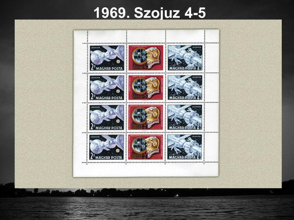 1969. Szojuz 4-5