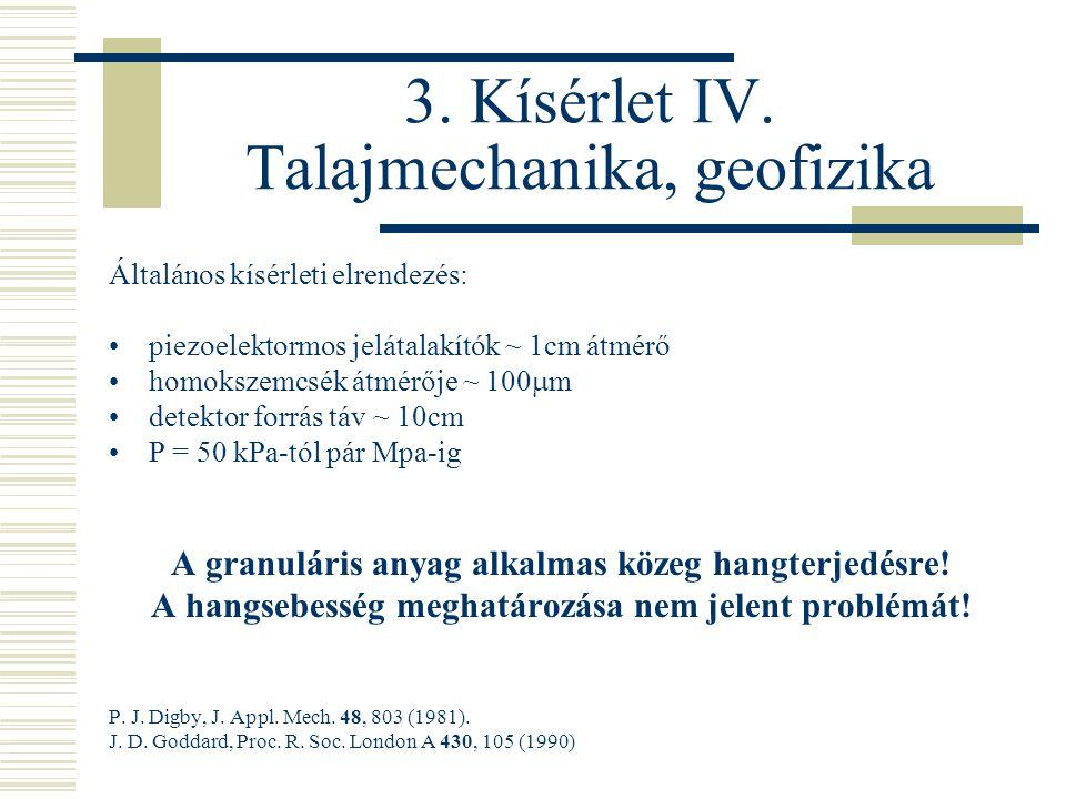 3. Kísérlet IV.