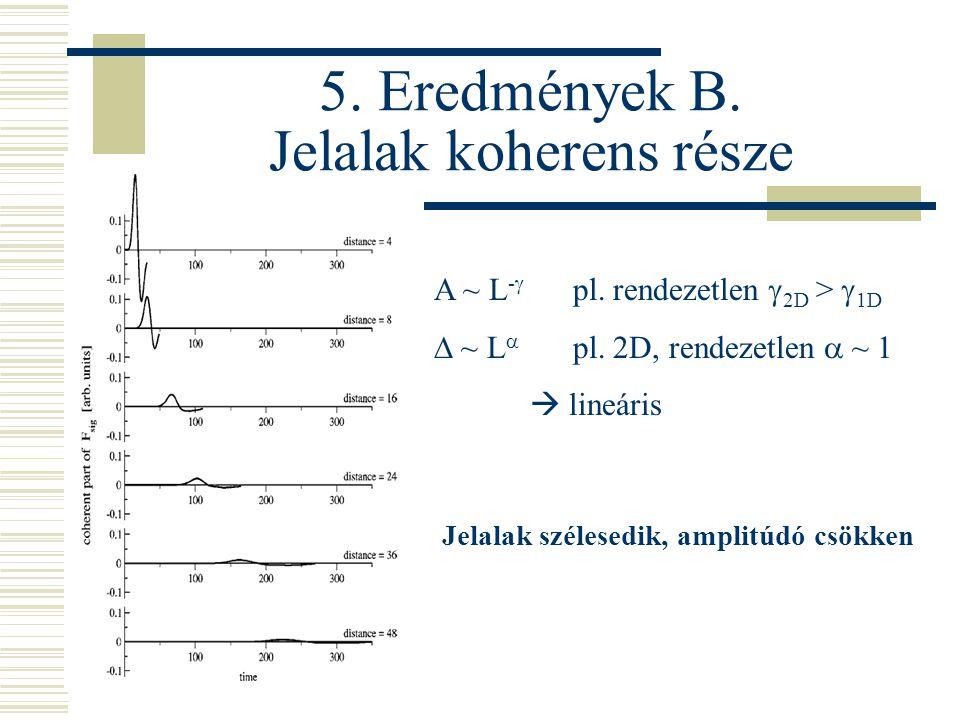 5. Eredmények B.