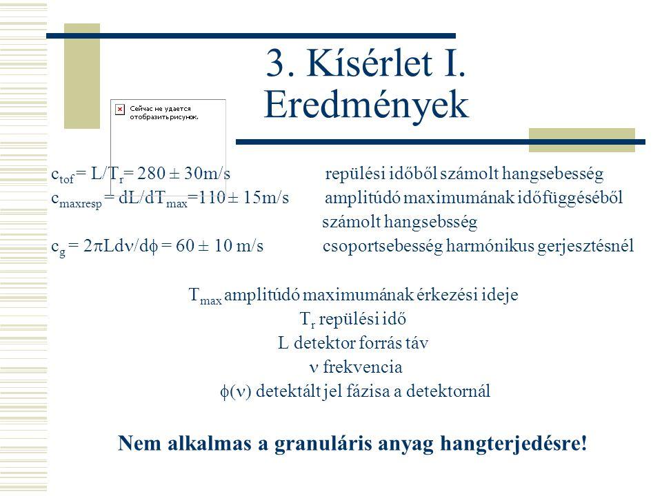 3. Kísérlet I.