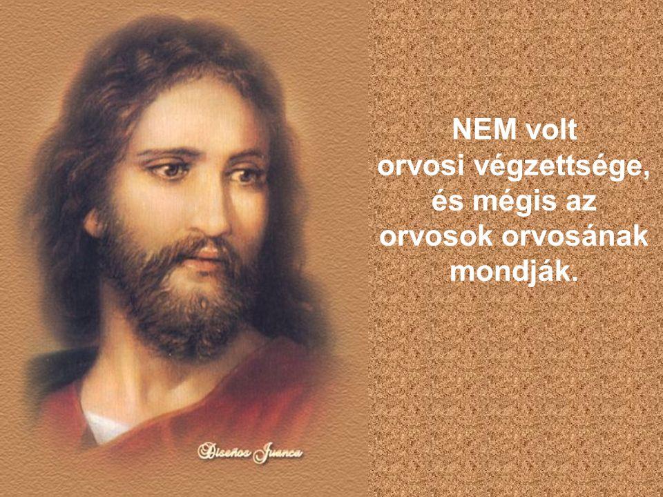 NEM volt egyetemi végzettsége, mégis Mesternek szólították.