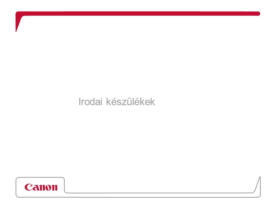 Irodai készülékek