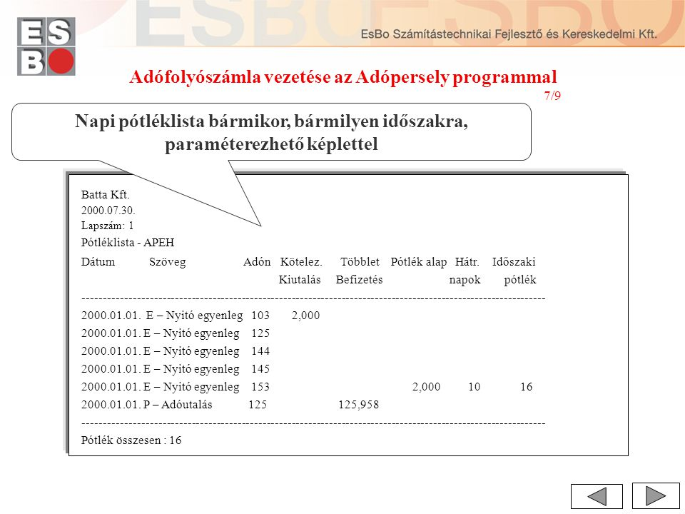Batta Kft.2000.07.30.