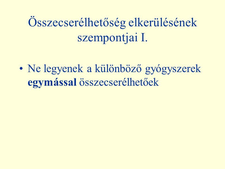Abcde tabletta CÉGLOGÓ Abcde injekció Sem a piktogram, sem a céglogó nem lehet akkora, hogy elvonja a figyelmet a doboz szöveges tartalmáról
