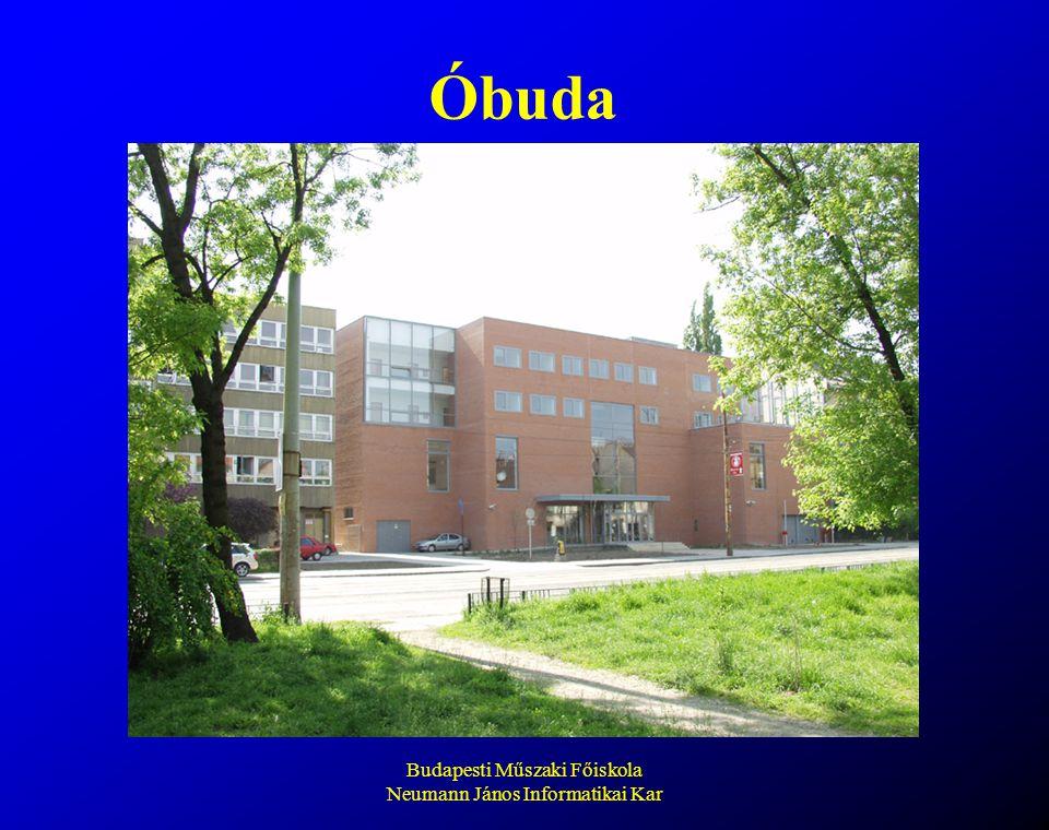 Budapesti Műszaki Főiskola Neumann János Informatikai Kar Óbuda