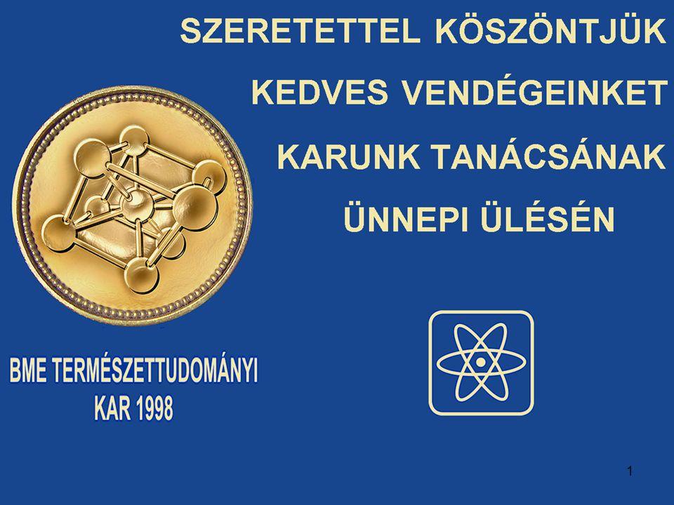 2 Program 1.Dékáni köszöntő és beszámoló a Kar 2010/11 tanévi tevékenységéről 2.