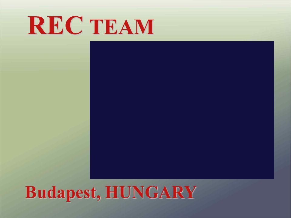 REC TEAM Budapest, HUNGARY