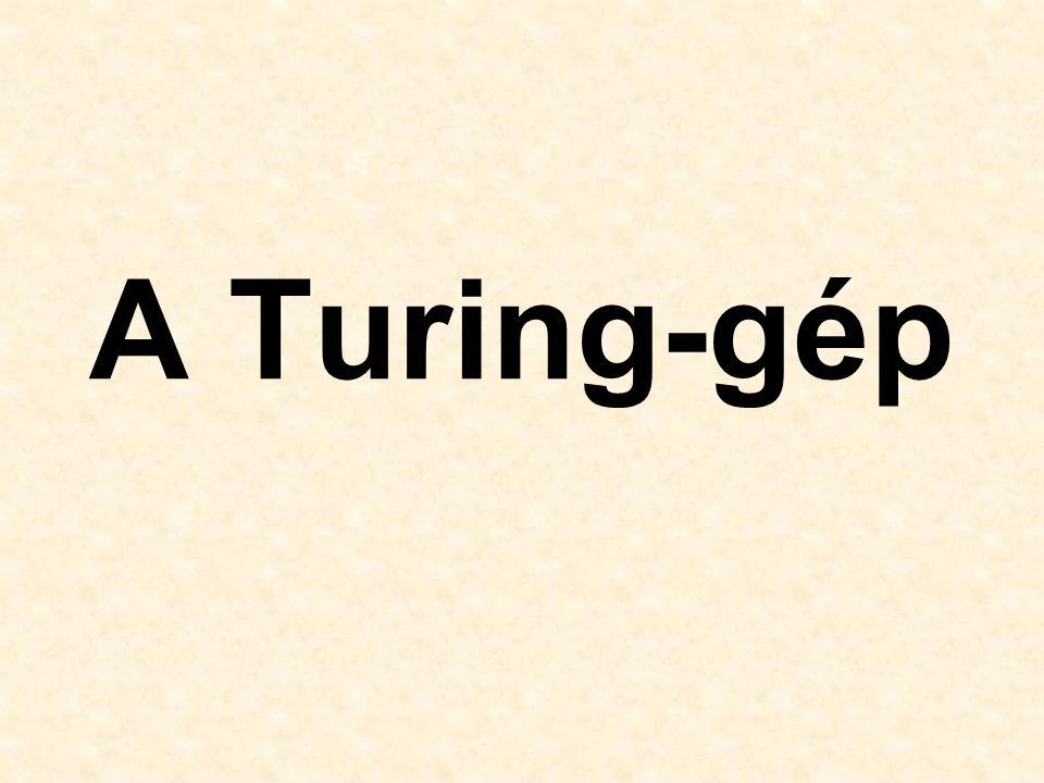 Ki az a Turing.Alan Mathison Turing (1912-1954) 1912.