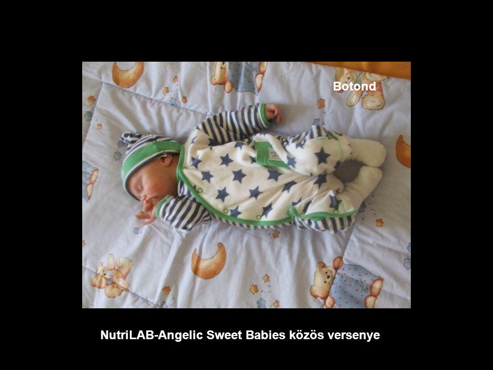 NutriLAB-Angelic Sweet Babies közös versenye Hanna