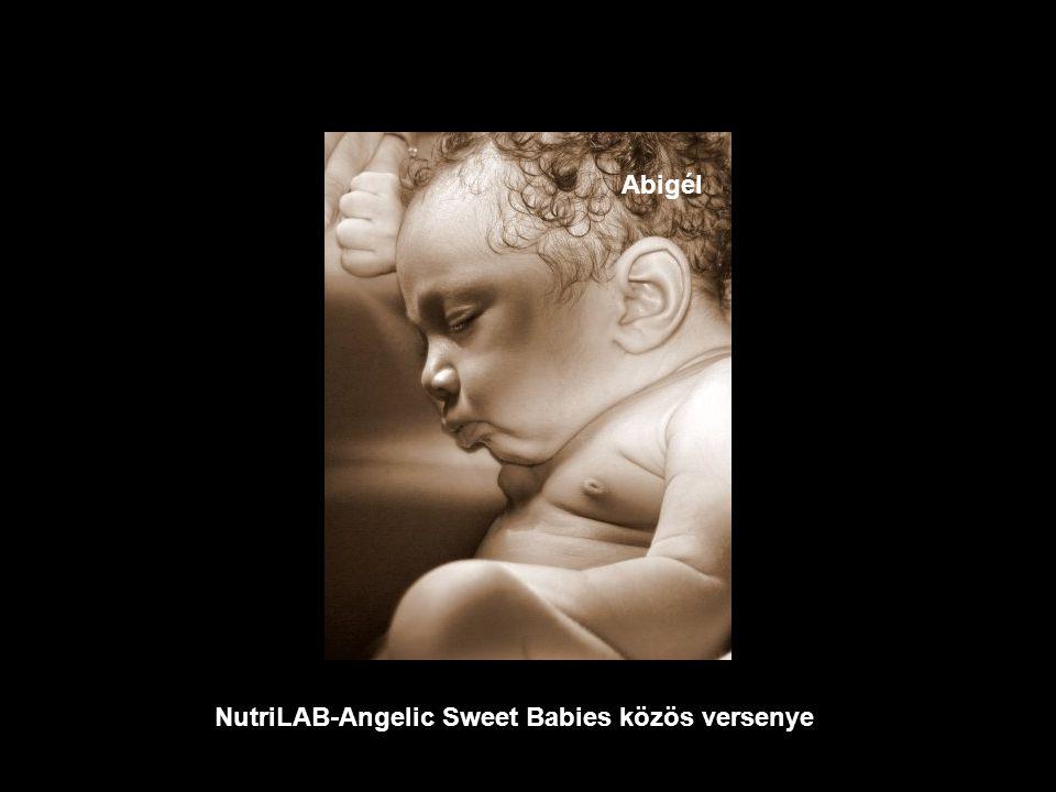 NutriLAB-Angelic Sweet Babies közös versenye Botond