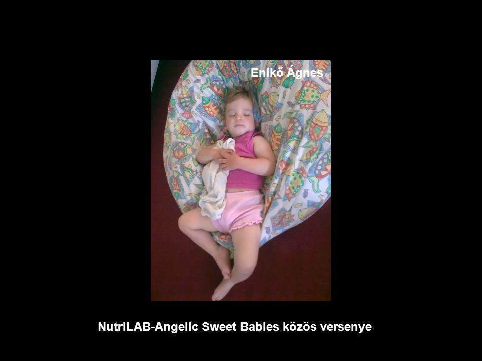 NutriLAB-Angelic Sweet Babies közös versenye Dominik