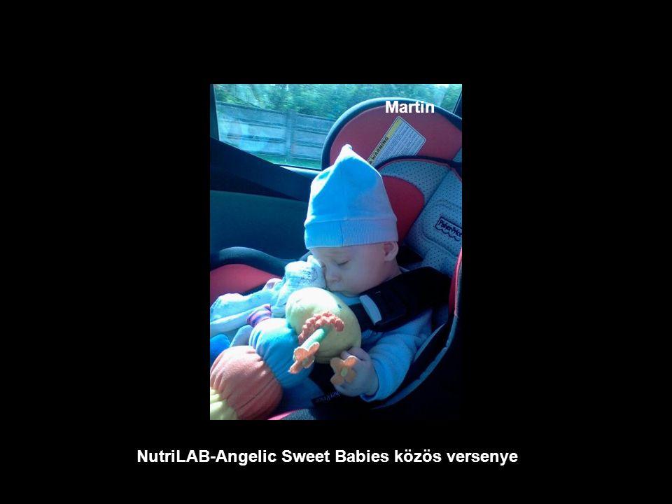 NutriLAB-Angelic Sweet Babies közös versenye Zoé
