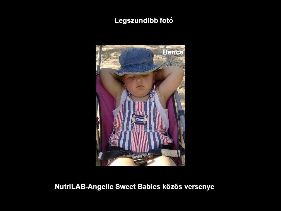 NutriLAB-Angelic Sweet Babies közös versenye Szundifotó Pályázata Válogatás