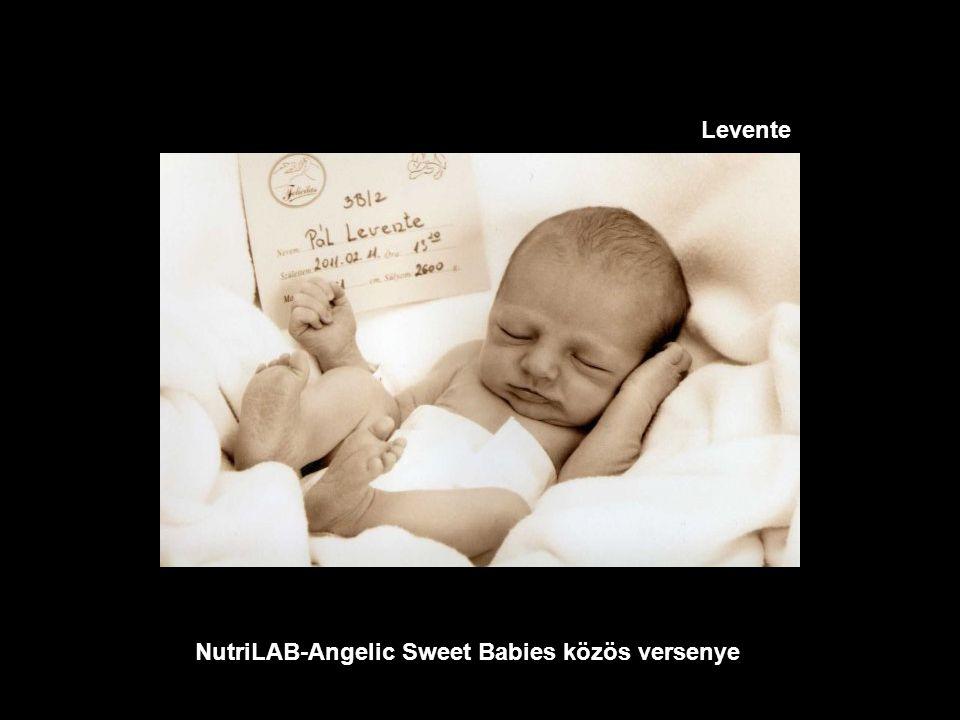 NutriLAB-Angelic Sweet Babies közös versenye Alexa