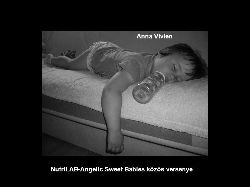 NutriLAB-Angelic Sweet Babies közös versenye Bianka Anikó