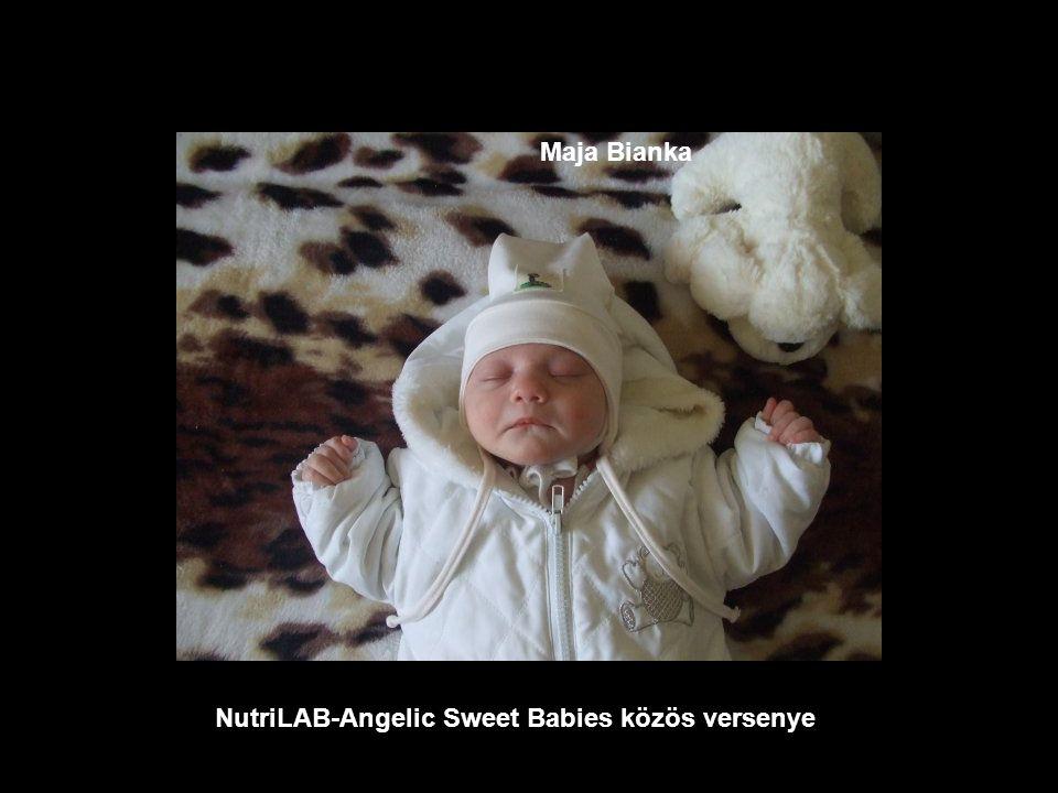 Boglárka NutriLAB-Angelic Sweet Babies közös versenye