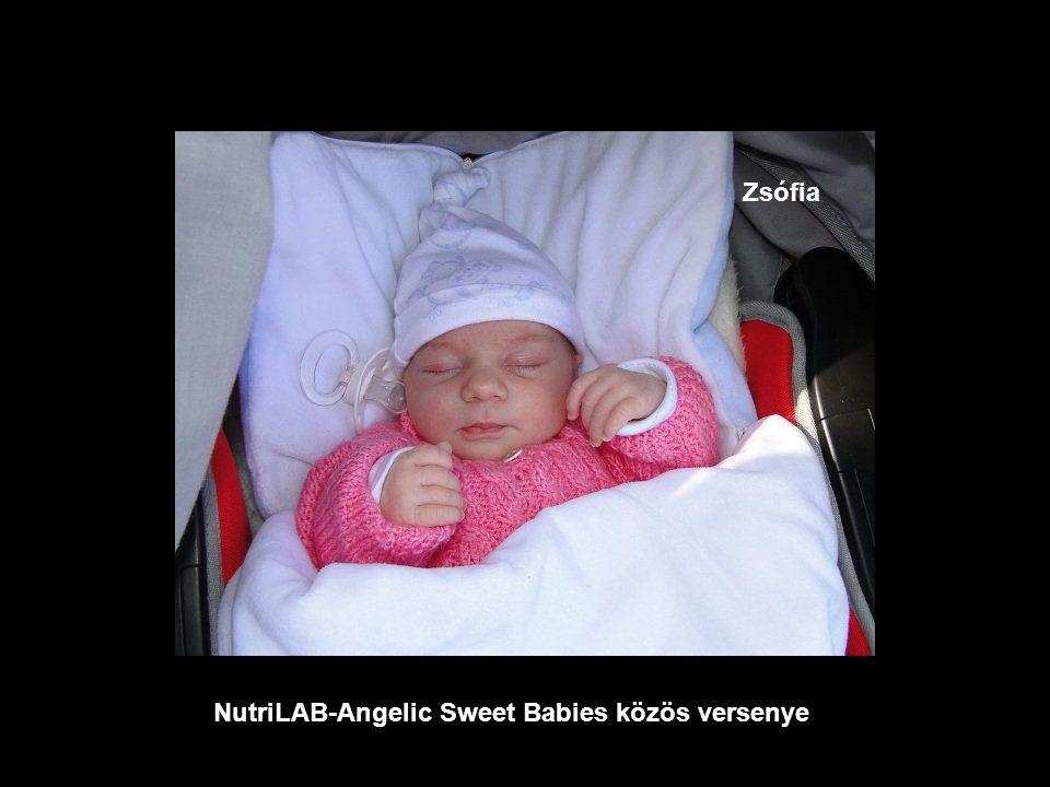 NutriLAB-Angelic Sweet Babies közös versenye Csaba Hunor