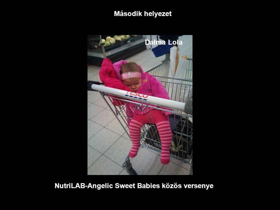 NutriLAB-Angelic Sweet Babies közös versenye Legszundibb fotó Bence