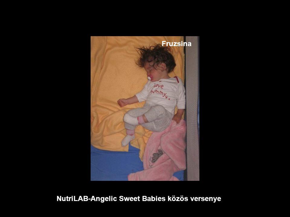 NutriLAB-Angelic Sweet Babies közös versenye Nimród Noel