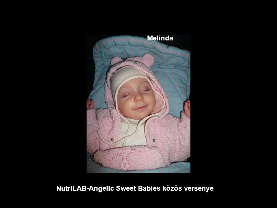 NutriLAB-Angelic Sweet Babies közös versenye Tamás
