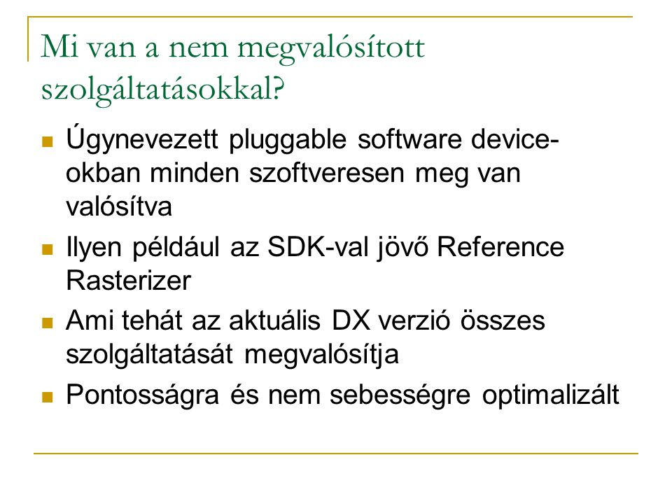 HRESULT CDXVerticesApp:: InitDeviceObjects()...