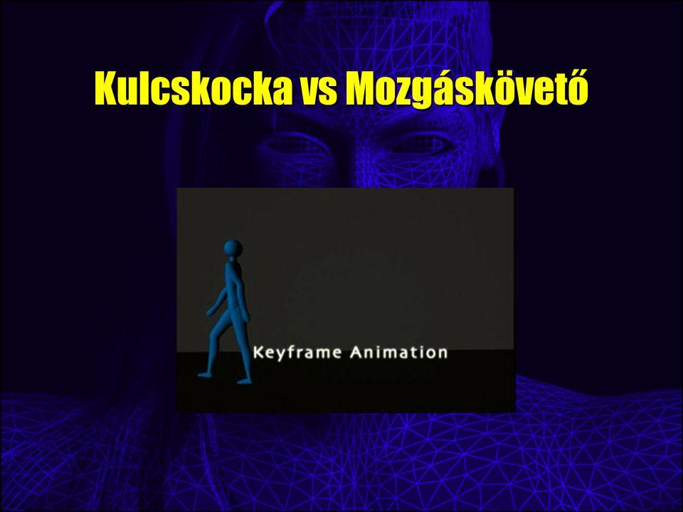 Kulcskocka vs Mozgáskövető