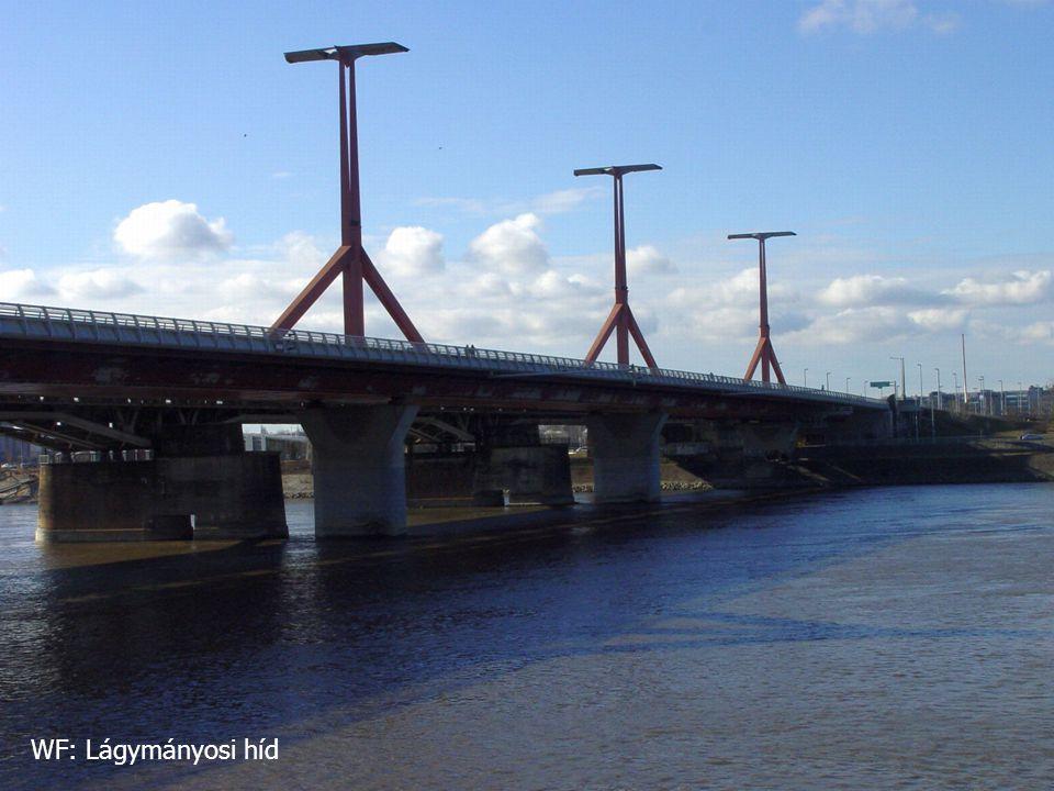 WF: Lágymányosi híd