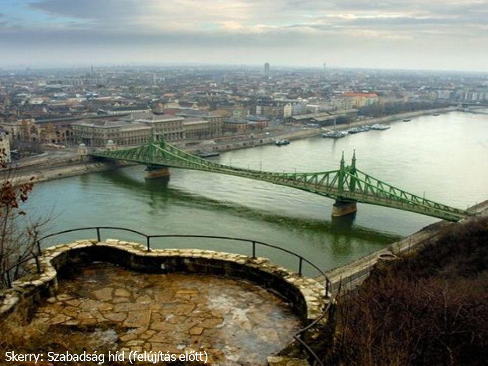 Skerry: Szabadság híd (felújítás előtt)