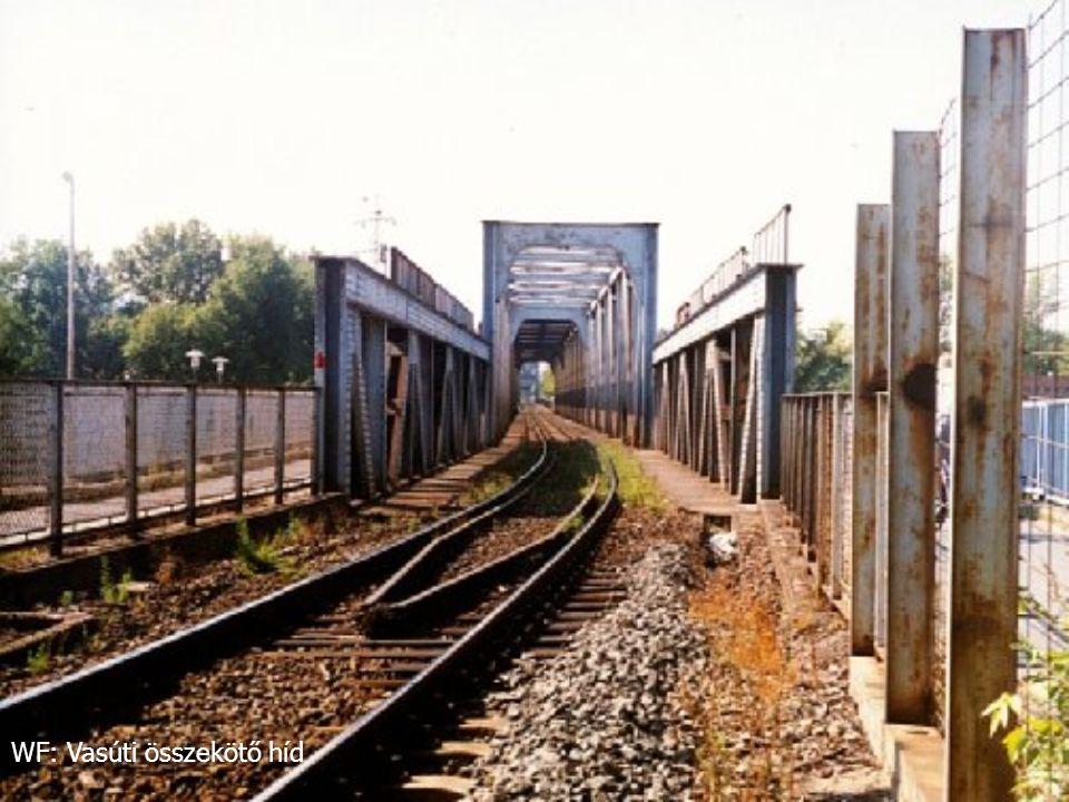 WF: Vasúti összekötő híd