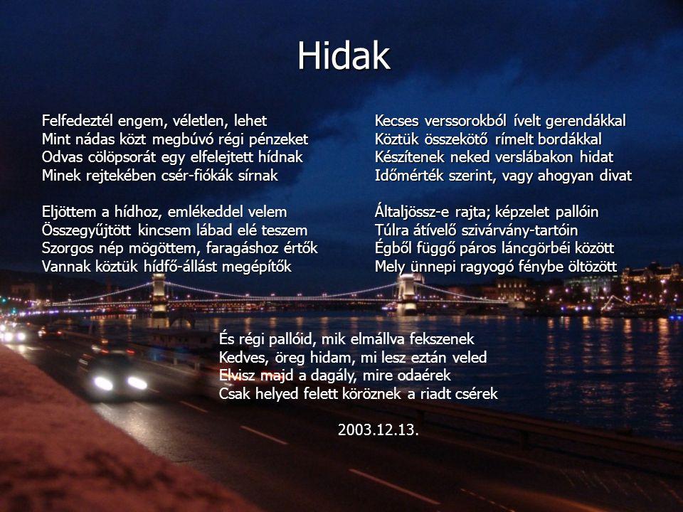 Polgárka: Szabadság híd