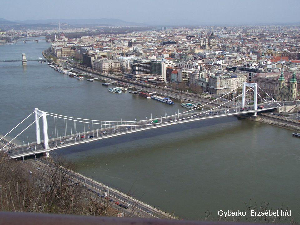 Gybarko: Erzsébet híd