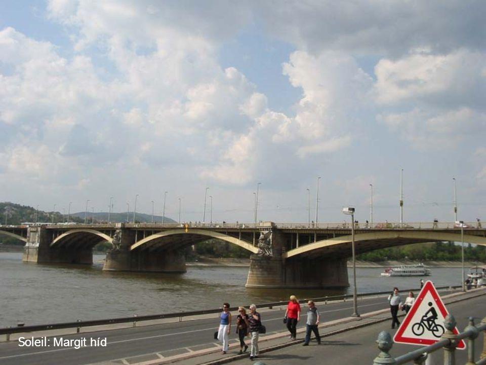 Soleil : Margit híd